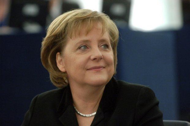 Из Инстаграма Ангелы Меркель будут удалять комментарии кириллицей