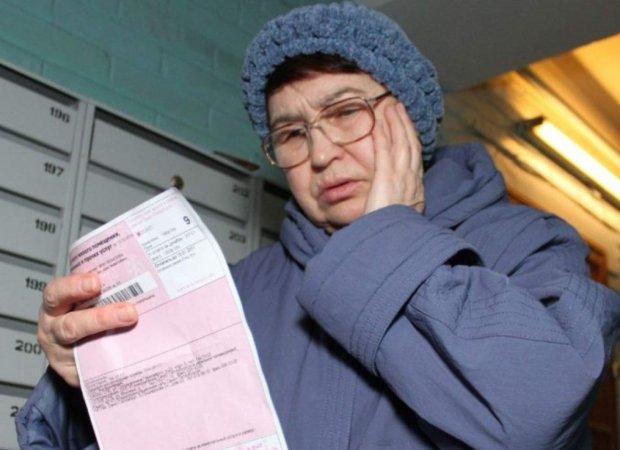 """Українцям подарували """"квитки"""" у комунальне пекло: суми в платіжках б'ють всі рекорди"""