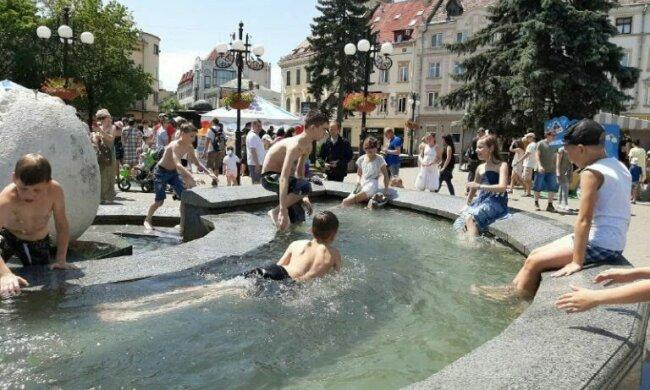 Погода у Iвано-Франкiвську на 30 серпня: лiто з осiнню пiдуть на мирову, але це не надовго