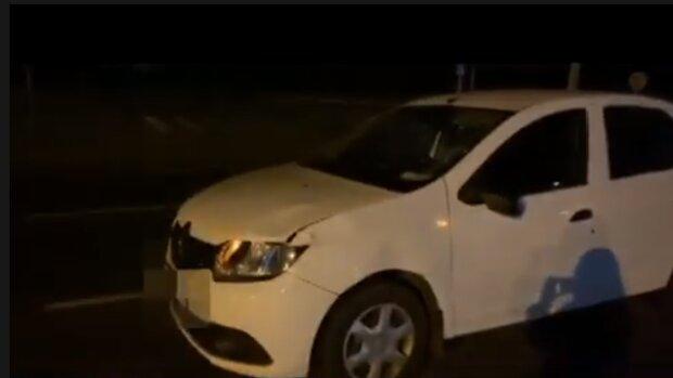 ДТП в Білорусі, скріншот з відео