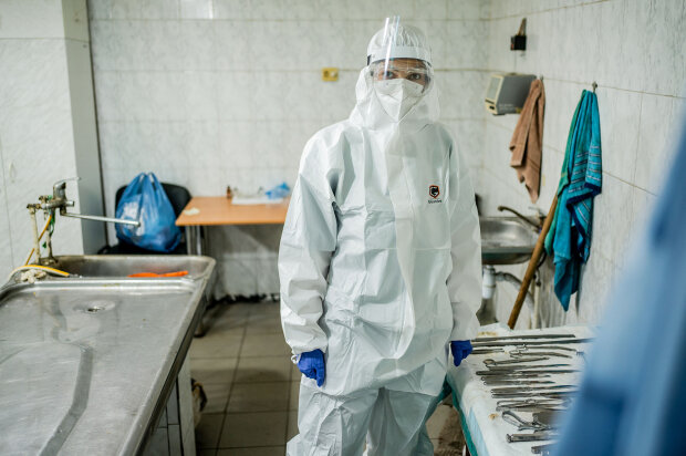 Коронавирус повлиял на работу судмедэкспертов, фото reporters.media