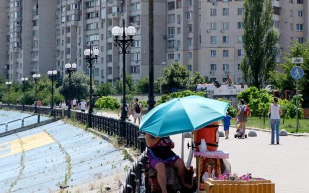Аномальное лето: погода в Украине окончательно сошла с ума