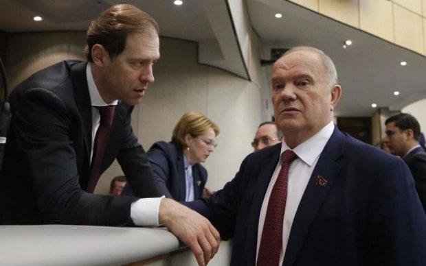 Головний комуніст Росії потрапив до реанімації