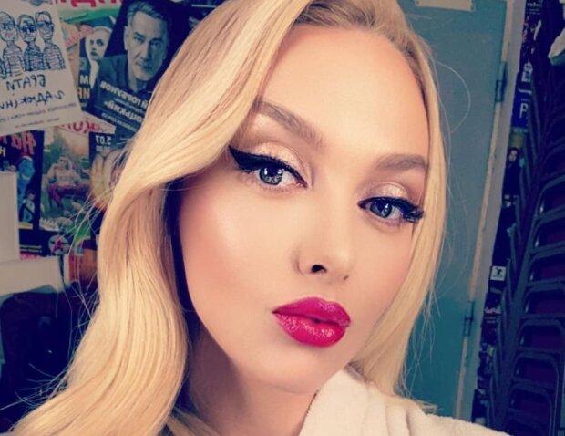 Оля Полякова, фото - https://www.instagram.com/polyakovamusic/