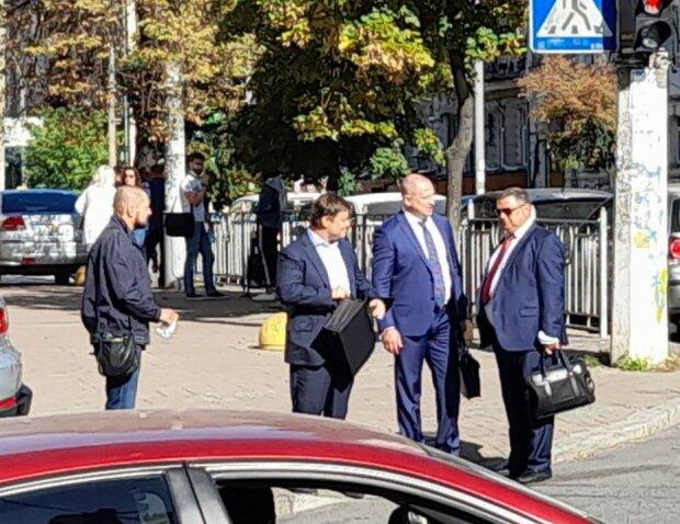 """Богдан проглотил язык перед допросом в ГБР: """"Не думал, что так"""""""