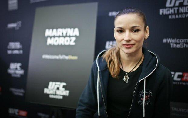 Украинка Мороз проиграла бой против чемпионки UFC