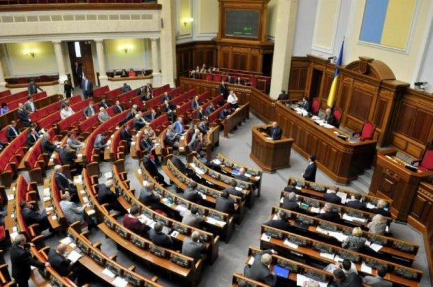 Рада приняла законопроект про статус Донбасса