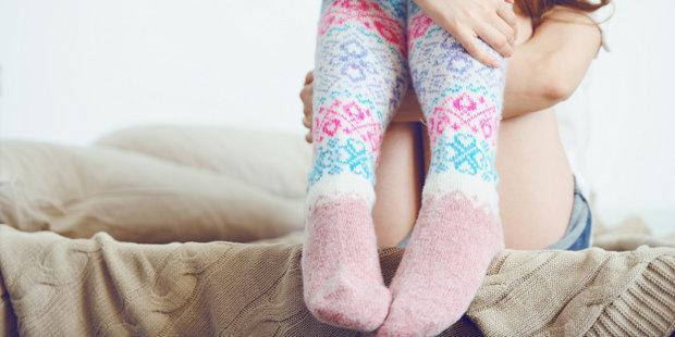 Погода на 10 октября: надевайте теплые носки