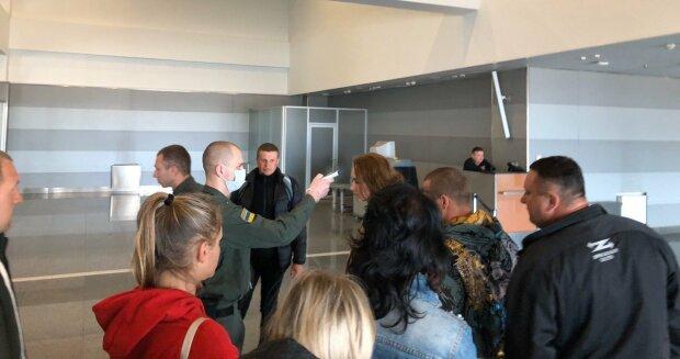 """Фото з аеропорту """"Бориспіль"""": Інформатор"""