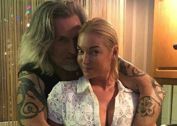 Никита Джигурда и Анастасия Волочкова, фото: Instagram