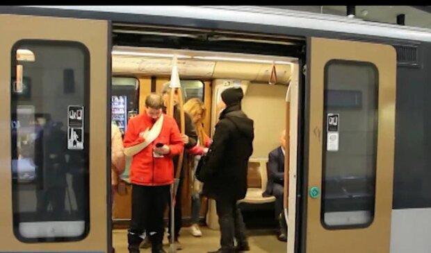 метро / скриншот из видео