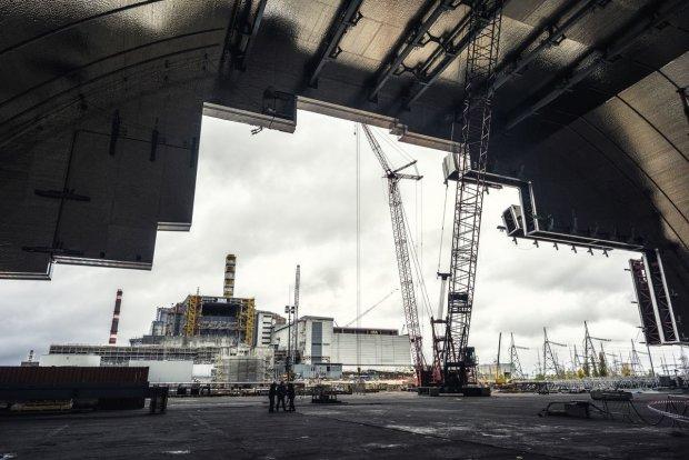Арка в Чернобыле