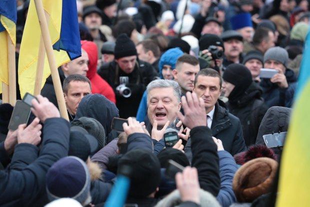Команда Зеленського звернулася до Порошенка голосами українців: відео