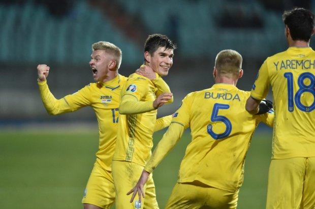 УЕФА открыл дело против сборной Украины: что произошло