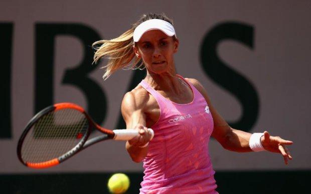 Украинка Цуренко вышла в четвертьфинал теннисного турнира в Нидерландах