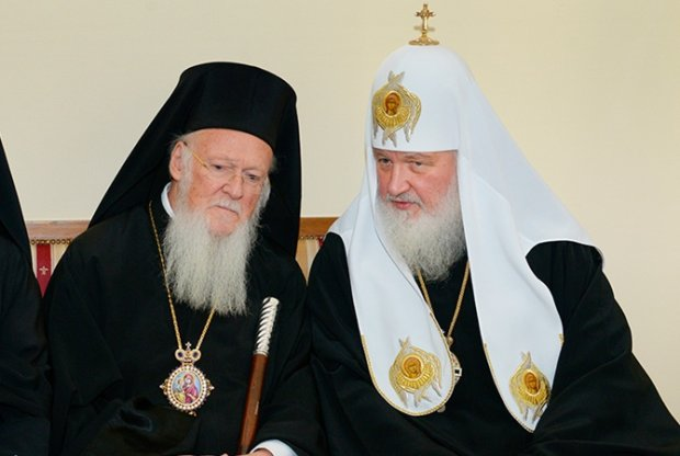 Все буде Україна: патріарх Варфоломій угамував Кирила