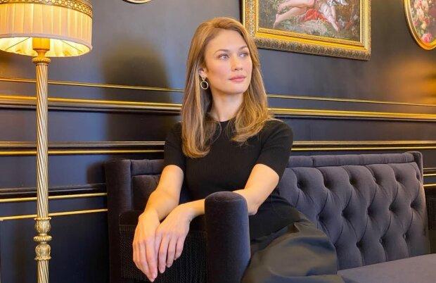 """Украинская подружка Бонда Куриленко прикрыла попу тоненькой тканью: """"Я работала"""""""