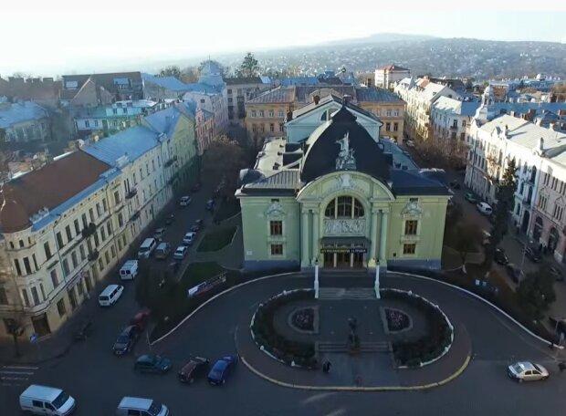 Чернівецький академічний театр ім. О. Кобилянської