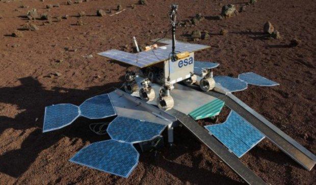 Европейское космическое агентство испытывает новый ровер для Марса