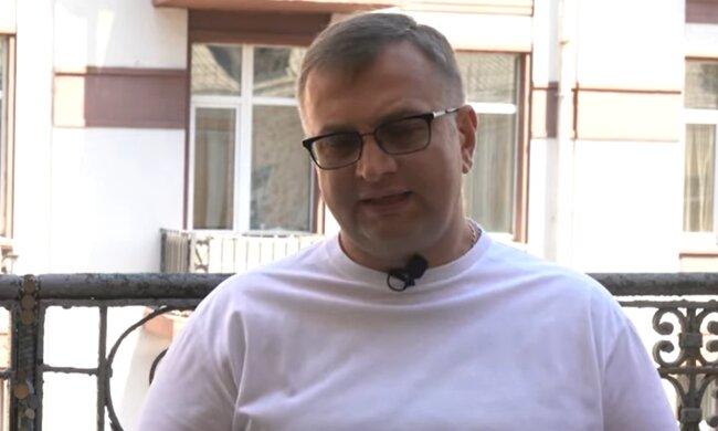 Юрий Атаманюк, скриншот: Знай ua / YouTube