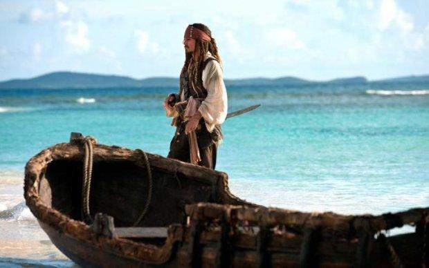 Зірка Піратів Карибського моря засвітив найінтимніші місця