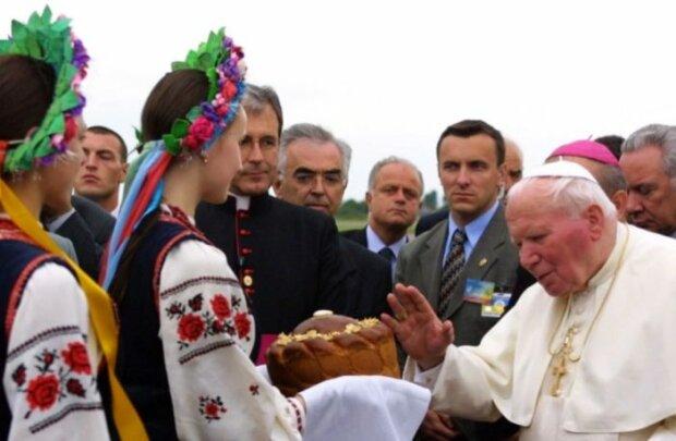 Визит Папы Иоанна Павла II на Львовщину
