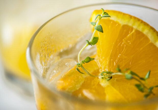 напиток с тимьяном, фото: pxhere