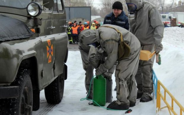 Масштабная утечка ртути: Тернополь сходит с ума