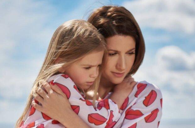 Анита Луценко с дочкой, instagram.com/anitasporty