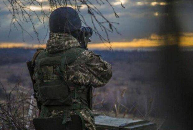 Український військовий, скріншот: YouTube