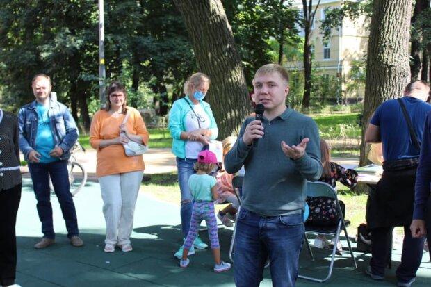 Депутат Київради Андрій Андрєєв