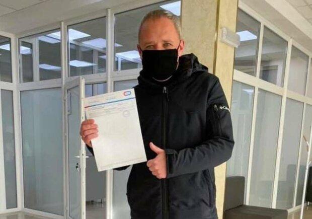 """Клічук переміг коронавірус і готується до виборів у Чернівцях: """"Хочу в крісло"""""""