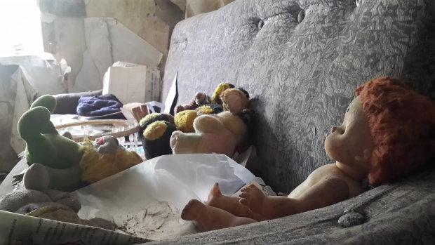 У закинутому будинку знайшли труп дитини. Вбивцю-нелюда схопили по гарячих слідах: фото