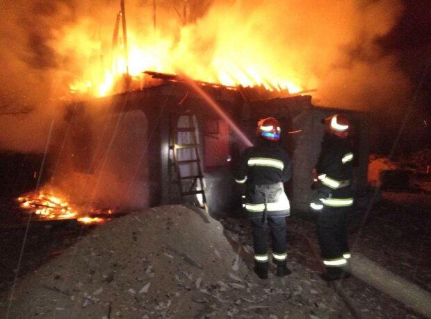В Одессе вспыхнул пожар небывалых масштабов, красное небо испугало горожан: первые подробности
