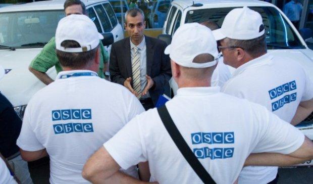 Боевики не допускают ОБСЕ на границу с Россией