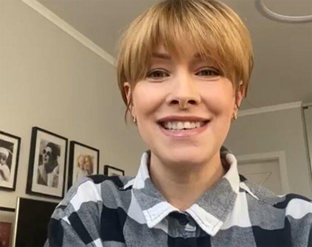 Елена Кравец, скриншот с видео