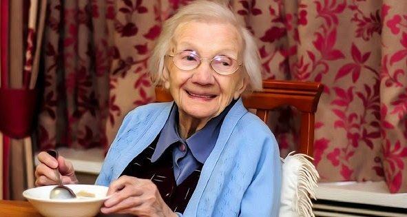 109-летняя шотландка раскрыла нестандартный секрет долголетия: они не стоят тех неприятностей, что причиняют