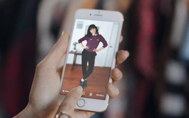 Камера Amazon упростила жизнь модникам
