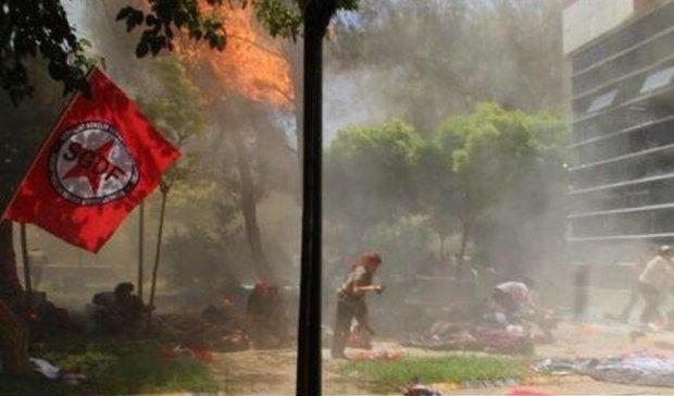 Черговий вибух у Туреччині забрав життя трьох військових