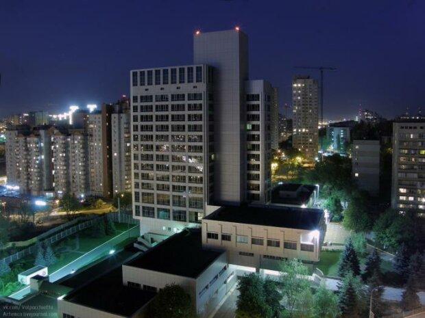 Центральна розрахункова палата НБУ - фото Wikimapia