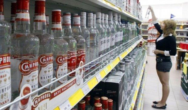 У Росії будуть знищувати нелегальний алкоголь