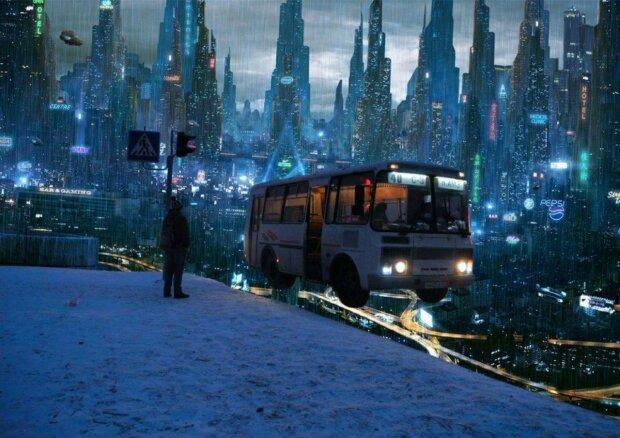 """Назад в будущее: ученые изобрели новый """"транспорт"""", добираться сможем прямо по небу"""