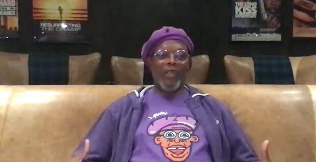Семюел Л. Джексон, кадр з відео