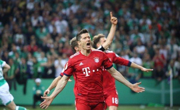 Бавария в суперматче победила Вердер и вышла в финал Кубка Германии