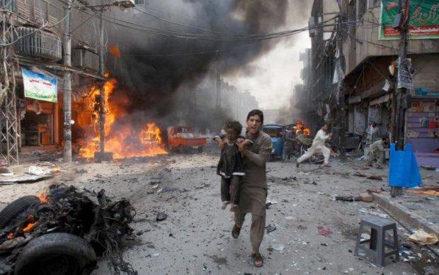 Серия взрывов в Пакистане: число жертв возросло