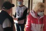 Батьки Зеленського на місцевих виборах, фото: кадр з відео
