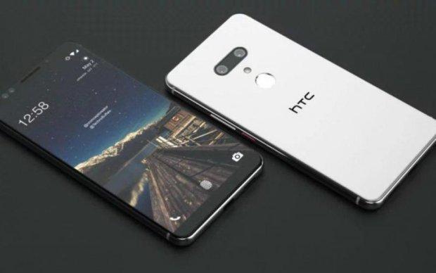 HTC U12 Plus: в сети показали флагман с четырьмя камерами