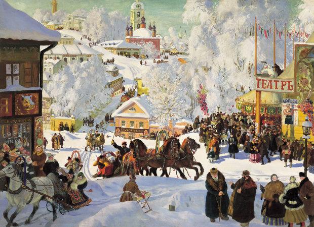 Мужской чугай, женская латуха: какой была зимняя одежда украинцев сто лет назад