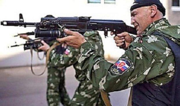 Бойовики тричі намагалися прорвати оборону поблизу  Щастя