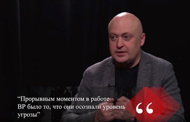специалист по медийным войнам Олег Лисный